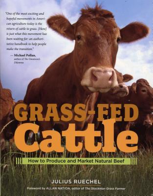 Grass-Fed Cattle By Ruechel, Julius
